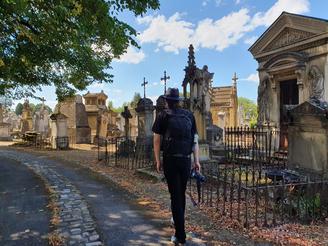 Der alte Friedhof in Metz – Cimetière de l'Este