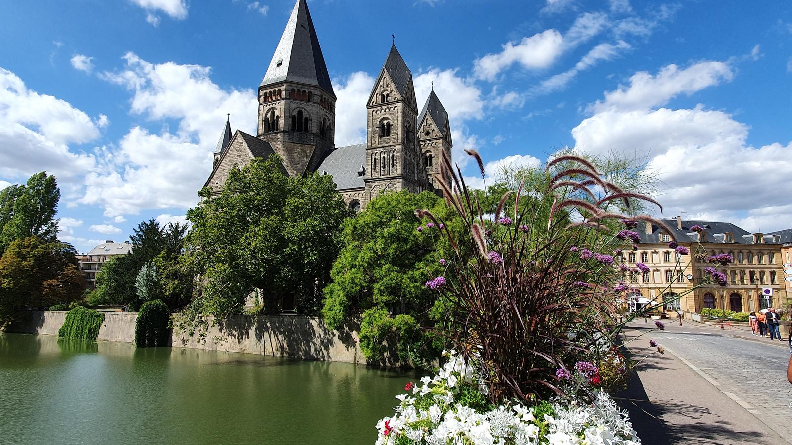 Tipps für Metz, Sehenswürdigkeiten von Metz, Sehenswürdigkeiten in Lothringen