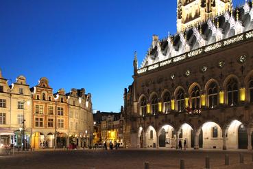 Lohnt sich eine Reise nach Arras in Frankreich?