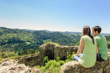 Burgen- und Schlösserweg in Österreich – Wanderweg mit Natur und Kultur