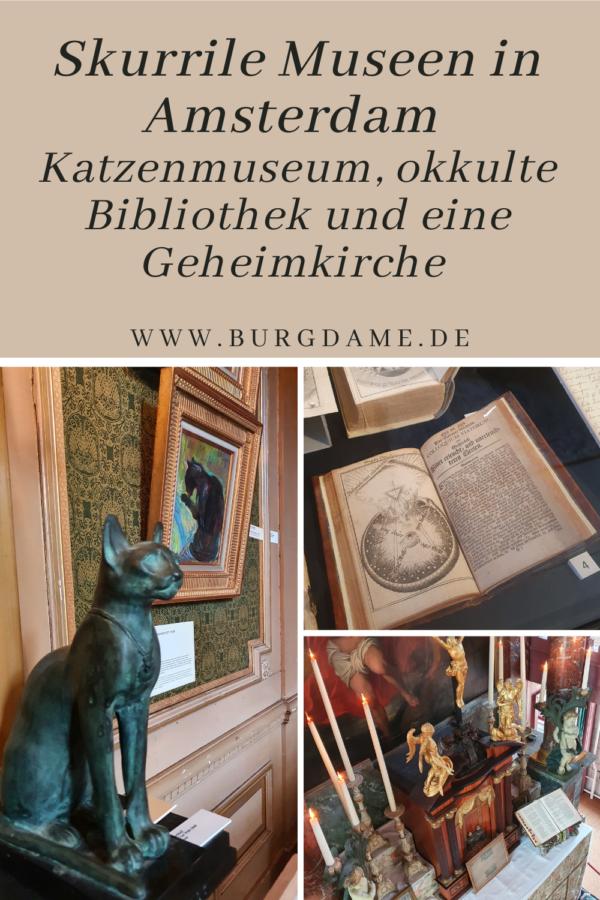ungewöhnliche Museen in Amsterdam, skurrile Museen in Amsterdam, unbekannte Museen in Amsterdam