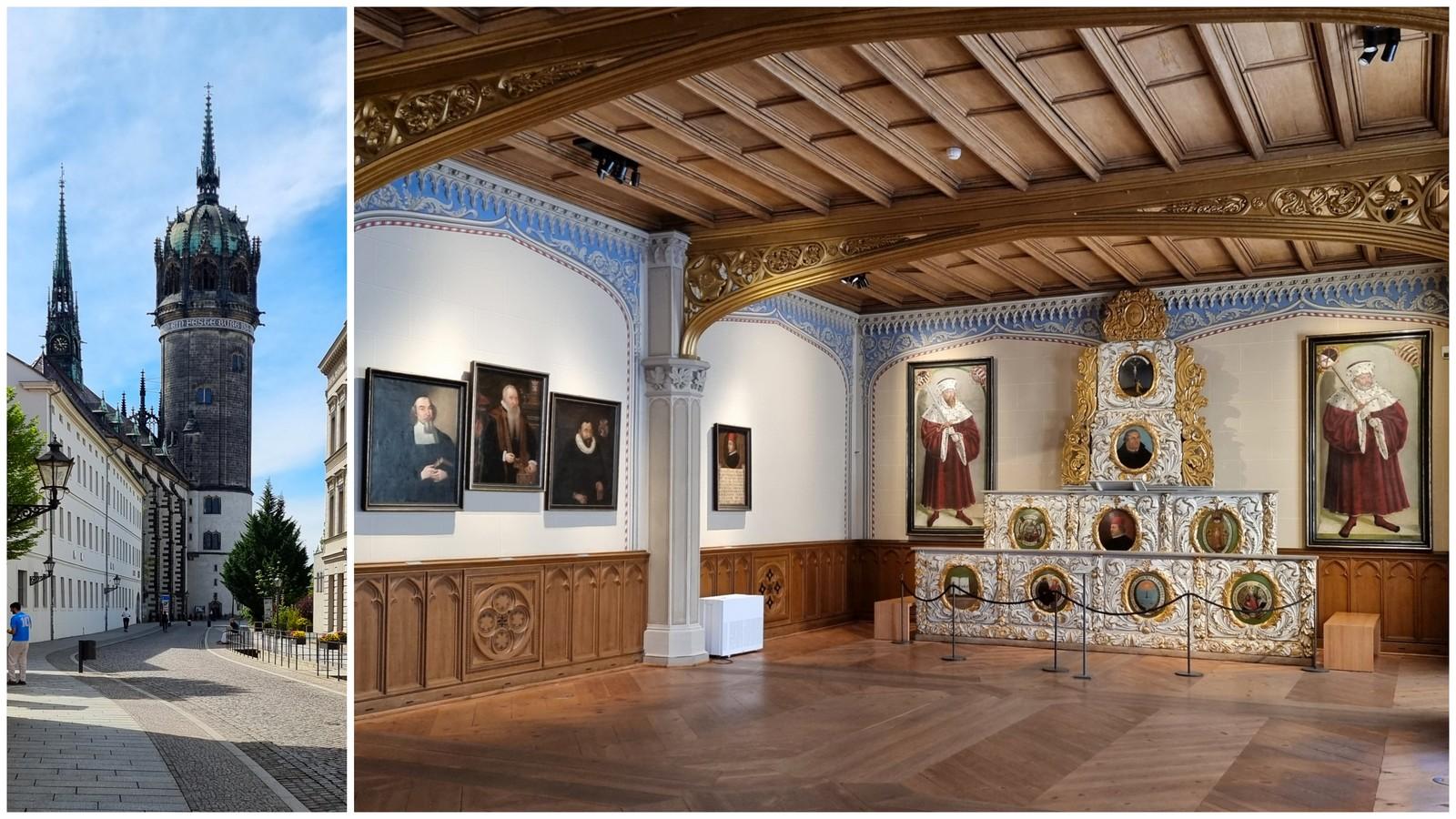 Unesco-Welterbe in Sachsen-Anhalt, Lutherhaus Wittenberg, Lutherkirche Wittenberg, Sehenswerte Orte in Sachsen-Anhalt