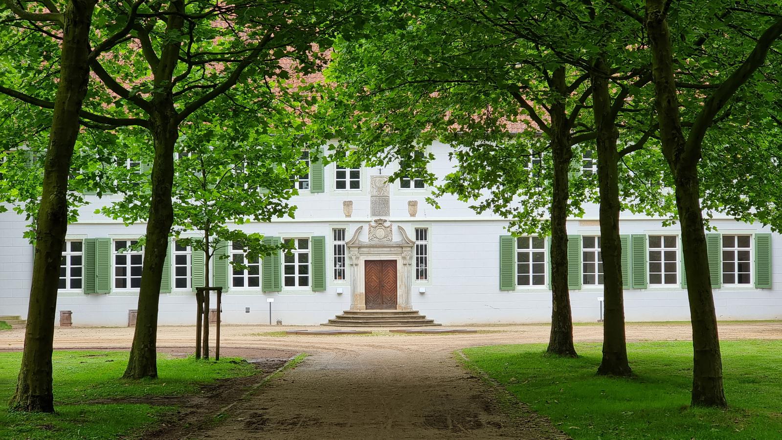 Schloss Rheina, Ausflugstipps für das Münsterland, Kloster Bentlage