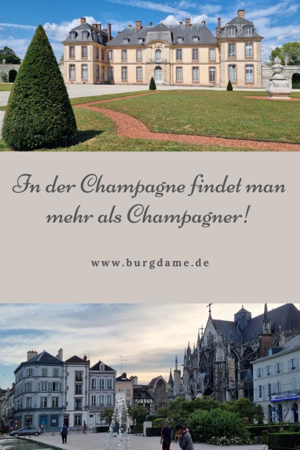 Sehenswert in der Champagne, Tipps für die Champagne,